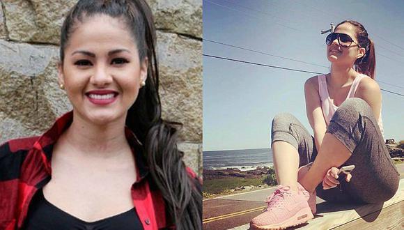 Katty García y su rutina de ejercicios para recuperar su silueta