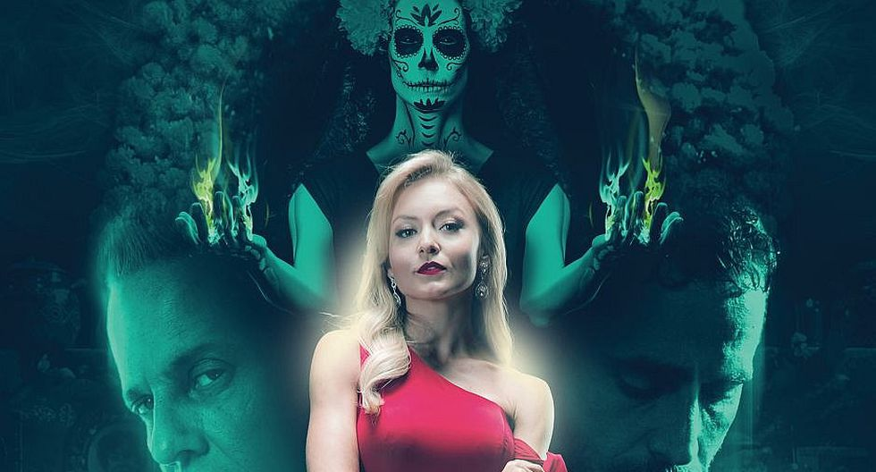 "Angelique Boyer enfrenta ""reto"" como actriz en ""Amar a muerte"""