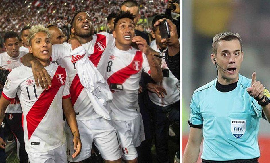 Árbitro que dirigió Perú vs. Nueva Zelanda es vinculado con una banda de narcotraficantes