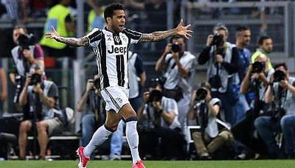 Juventus: Dani Alves se va y dice que nunca quiso ofender a hinchada