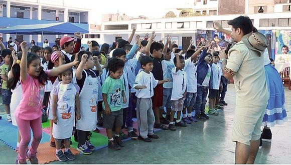 PescaVentura: Talleres de verano de cocina para niños