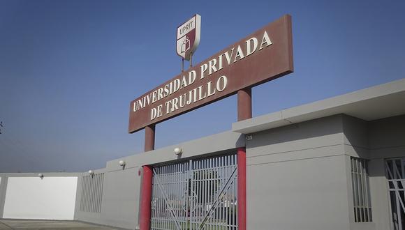 La Universidad Privada de Trujillo atiende a 941 alumnas y alumnos en pregrado, y posee 382 egresados. (Sunedu)