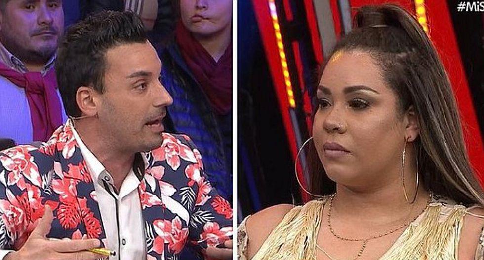 Artistas se pronuncian tras críticas de sobrepeso a Mirella Paz