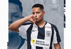 Alianza Lima hizo oficial el fichaje de Yordi Vílchez