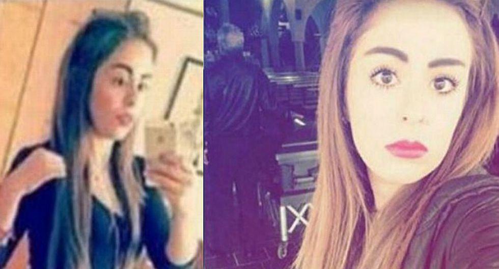 #LadyQEPD: No respeta nada y se toma selfie en el funeral de su abuela [FOTOS]