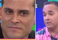"Christian Domínguez responde a consejos de Roberto Martínez: ""No siento que sea para mí"""