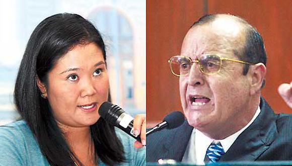 Audios de Vladimiro Montesinos: fiscal Domingo Pérez inicia investigación contra Keiko Fujimori