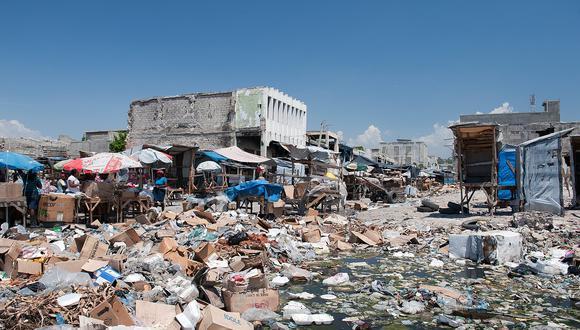 Haití es sacudido por un fuerte terremoto que dejó al menos 11 muertos (VIDEO)
