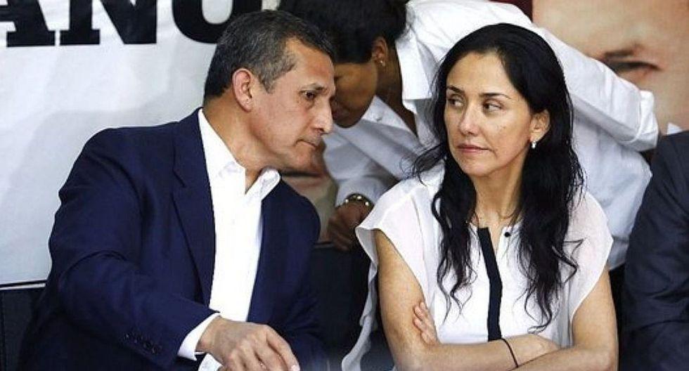 Ollanta Humala y Nadine Heredia tendrían que pagar 20 millones de soles como reparación civil