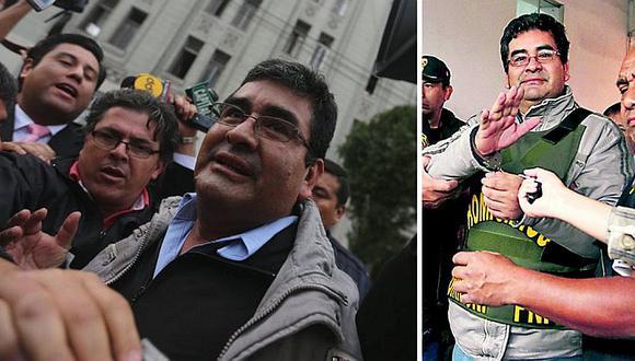 César Álvarez: confirman sentencia de dos años de prisión por malversación de fondos