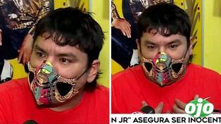 """Chacalón Jr. da la cara: """"Dicen que soy un proxeneta...¡Tengo 40 años, tengo hijas!"""""""