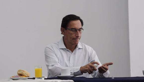 JNE no entregará credenciales de congresista a Martín Vizcarra por inhabilitación del Congreso