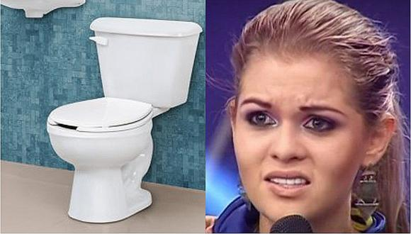 Brunella Horna se mostró sorprendida por los baños en China