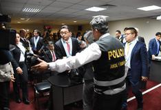 Odebrecht: Humberto Abanto y otros 13 árbitros cumplirán 18 meses de prisión preventiva