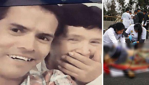 """Familia de chofer asesinado en asalto: """"Iba a ganar 30 soles por trabajar""""   VIDEO"""