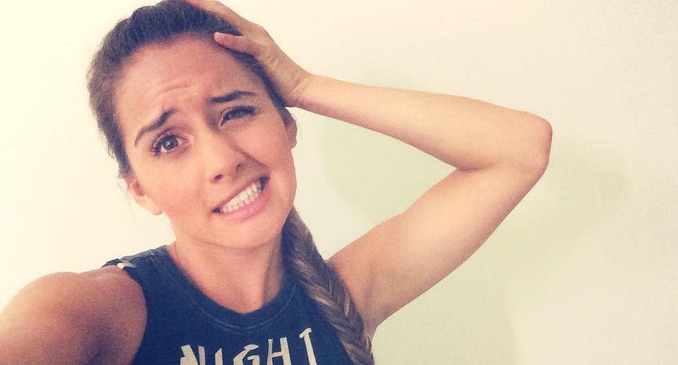 Ximena Hoyos desmintió tener video íntimo