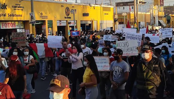 Defensoría pide a Municipalidad de Ica que investigue a sereno acusado de acoso sexual en marcha (Foto referencial)