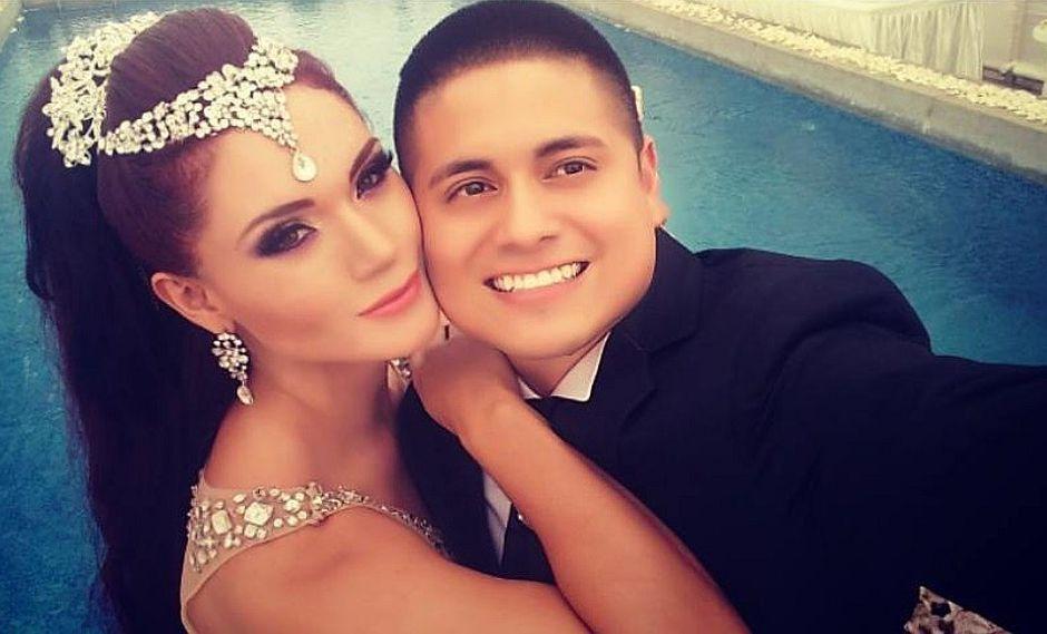Génesis Tapia sorprende a todos con el increíble antes y después de su esposo Kike Márquez (FOTO)