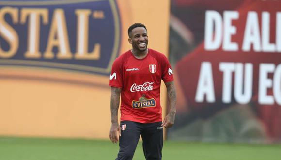 Jefferson Farfán reveló que no jugará esta temporada 2021 en Deportivo Municipal. (Foto: GEC)