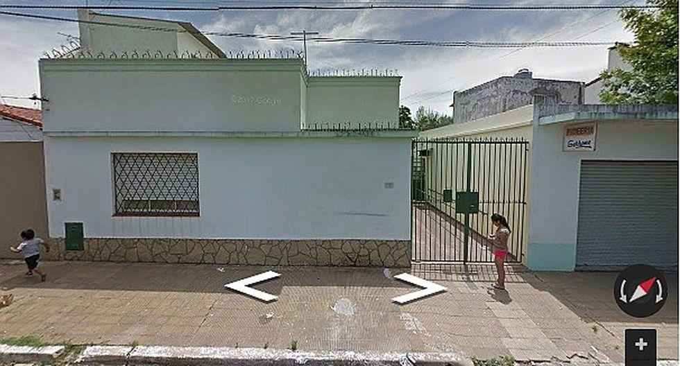 Buscaba la casa de su novia en Google Maps pero termina viendo un accidente (FOTOS)