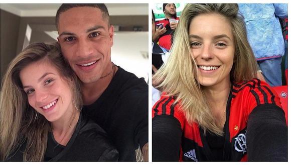 Paolo Guerrero se tomó curioso selfie con celular de Thaisa Leal y esta ¡lo compartió!