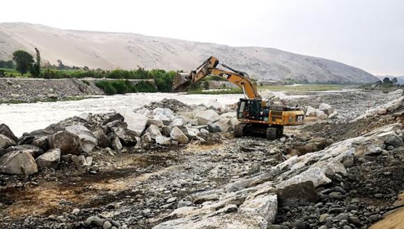 Municipios de Lima Este han iniciado acciones de limpieza en riberas de los ríos con el apoyo de la Municipalidad de Lima. (Difusión)