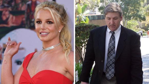 Britney y Jamie Spears iniciaron un largo proceso legal desde el año pasado. La cantante pide un cambio de tutor. (Foto: Valerie Macon / AFP)