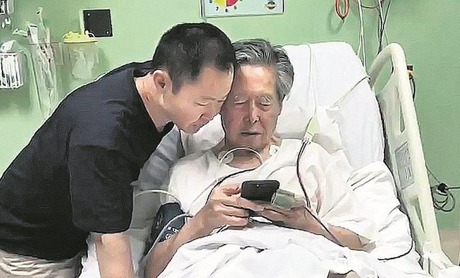 Alberto Fujimori: Corte internacional programa audiencia para evaluar indulto