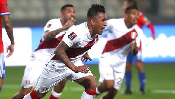 Perú le ganó a Chile y ya piensa en Bolivia, su rival del domingo en La Paz. (Foto: FPF)