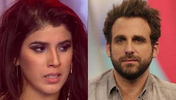 Yahaira Plasencia se siente molesta con 'Peluchín' por comprometedor video