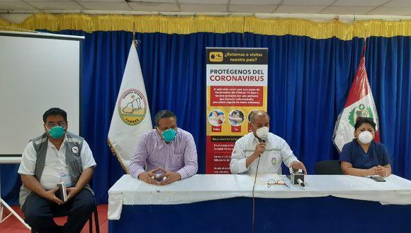 Tumbes: Confirman dos nuevos casos de coronavirus procedentes del distrito fronterizo de Aguas Verdes. (Foro: Luigi Vignolo)