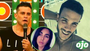 """Domínguez defiende a su ex Vania Bludau, tildada como """"mala influencia"""": """"el error es de Mario Irivarren"""""""