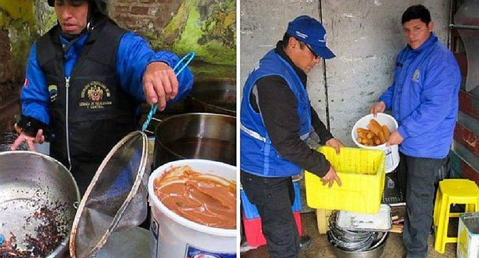 Cercado de Lima: Ricos churros eran preparados de esta forma insalubre [VIDEO]