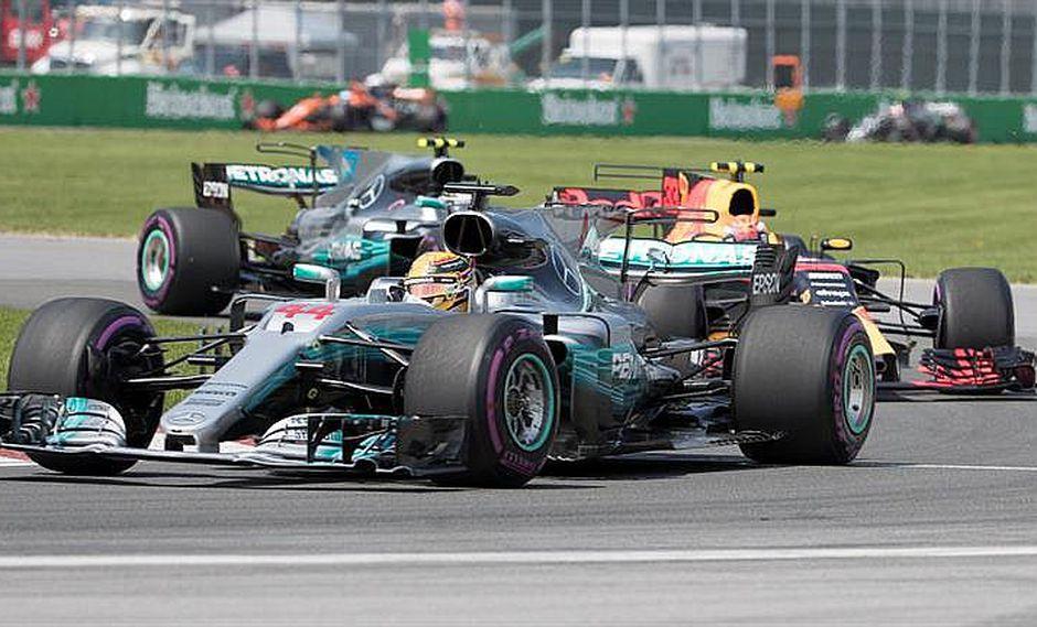 Fórmula 1: Lewis Hamilton vence de punta a punta en el Gran Premio de Canadá