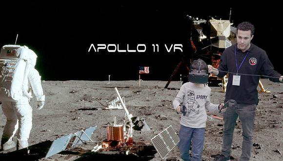 ¿Cómo era la nave Apolo 11? Google muestra a través de la realidad aumentada