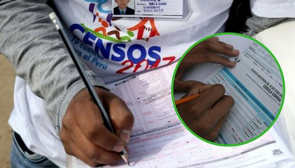 Se publican resultados del Censo 2017: Conoce todas las cifras de los peruanos