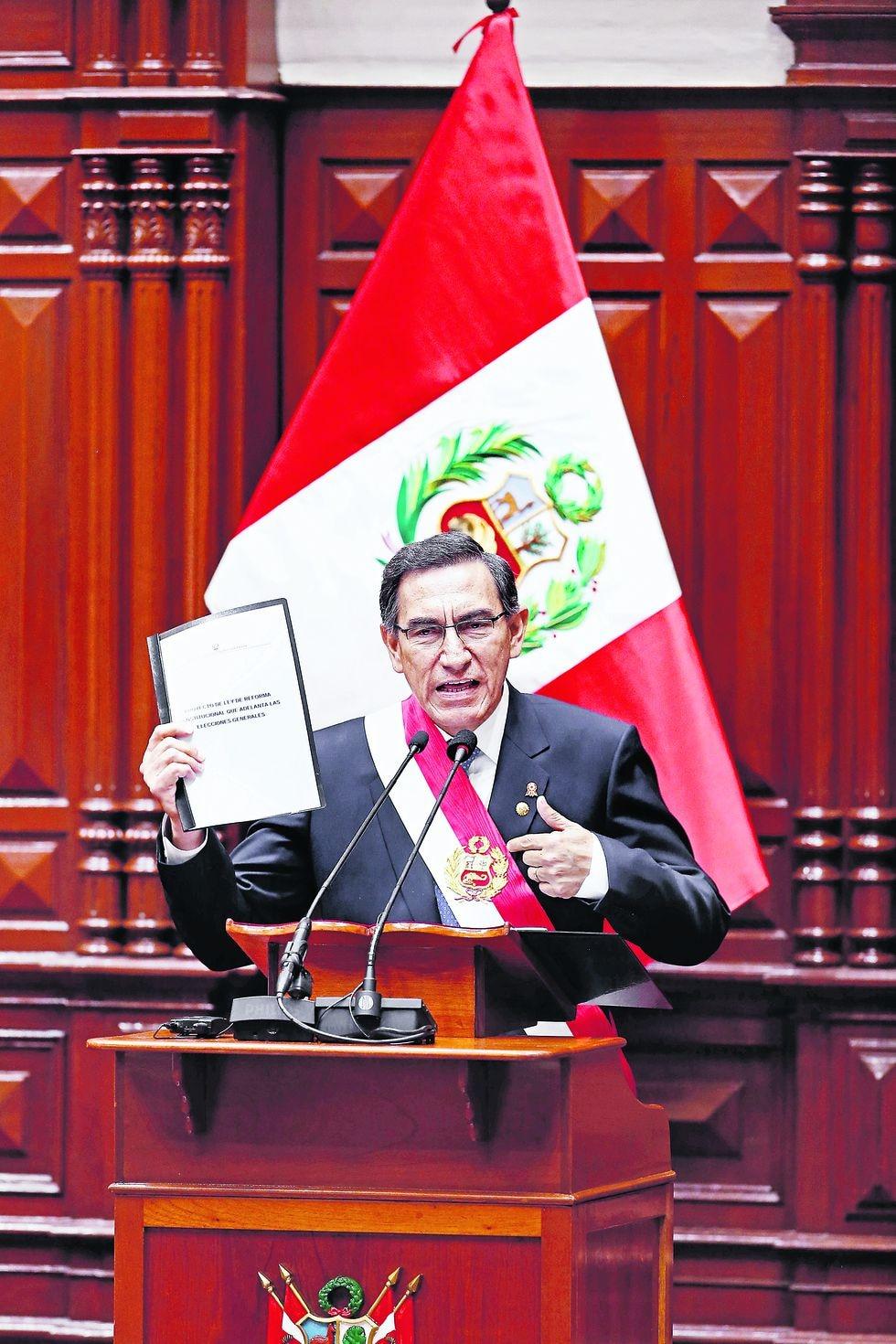 Presidente Martin Vizcarra da mensaje desde el Congreso por Fiestas Patrias 77934