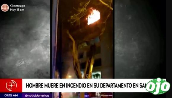 Foto: (Captura de Pantalla/América TV)