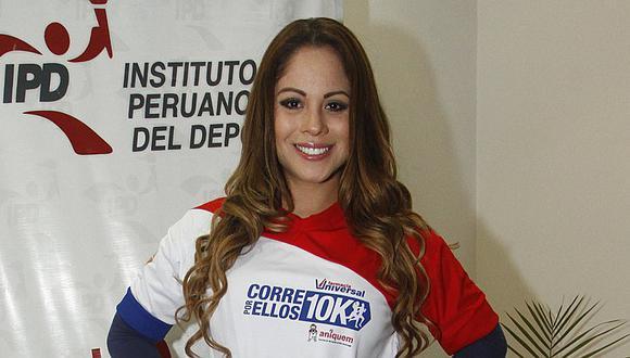 Cindy Marino espera continuar en el programa de Carlos Álvarez [VIDEO]