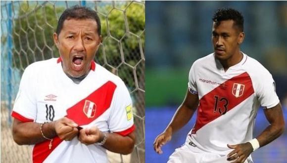Polémica en redes sociales entre Renato Tapia y Roberto Palacios. (Foto: GEC)
