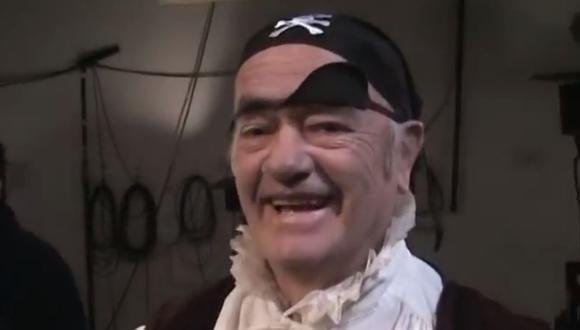 Ricardo Fernández realizó varias series y telenovelas. También llevó su talento al teatro y cine (Foto: Carlos Cano de la Fuente / YouTube)