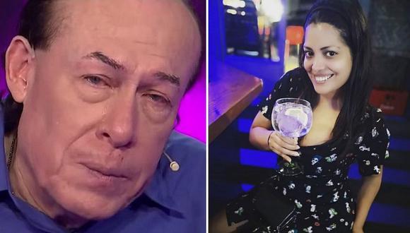 """Admiten denuncia de Clara Seminara contra """"Yuca"""" por presuntos tocamientos"""