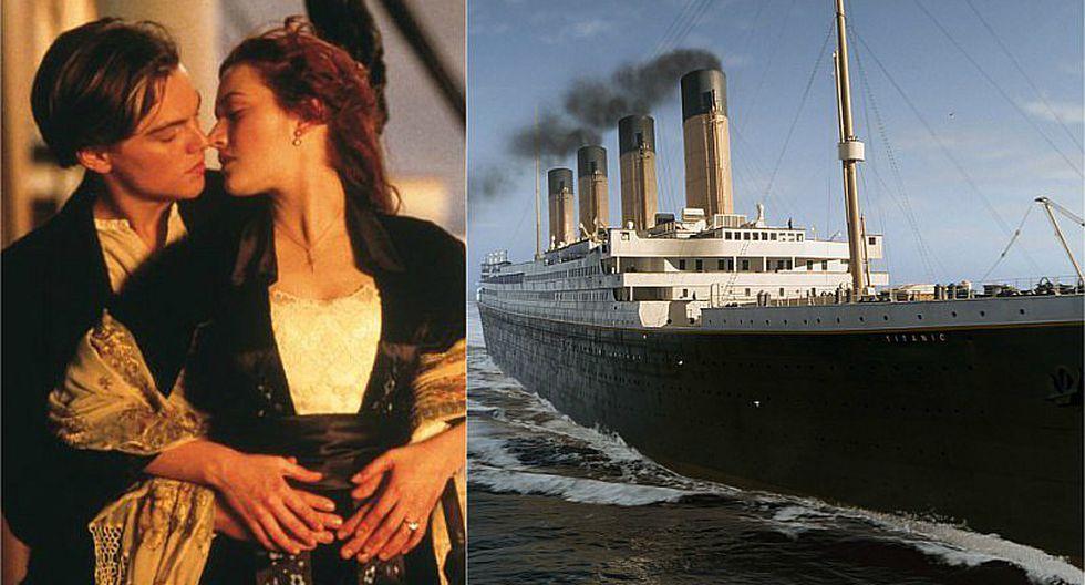 Titanic: tras 20 años salen a la luz imágenes nunca antes ...