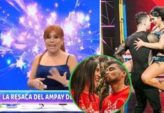 """Magaly explota contra bailarín Anthony Aranda tras mensaje a Melissa: """"Debería estar muerto de la vergüenza"""""""