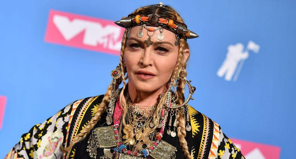 La cantante Madonna señaló en su cuenta de Instagram que ella y su equipo tuvo el coronavirus, pero ahora todos están bien. (AFP).