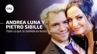 Andrea Luna y Andrés Wiese fueron ampayados besándose en una discoteca de Miami