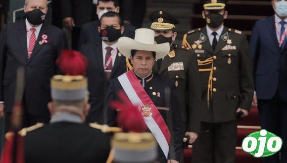 Pedro Castillo ofreció caldo verde, tamalitos chotanos y quesillo a mandatarios e invitados