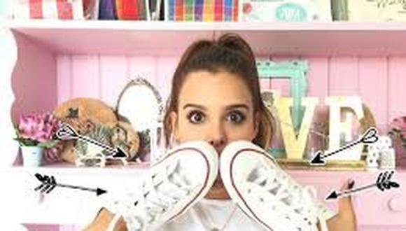 Tips para dejar tus zapatillas blancas como nuevas