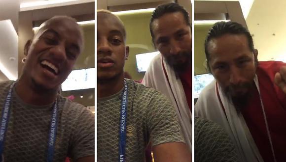 Hincha israelita tuvo divertido encuentro con la selección peruana (VIDEO)