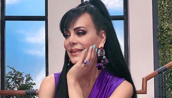 Maribel Guardia demuestra su talento para bailar salsa al ritmo de Joe Arroyo. (Foto: Instagram)